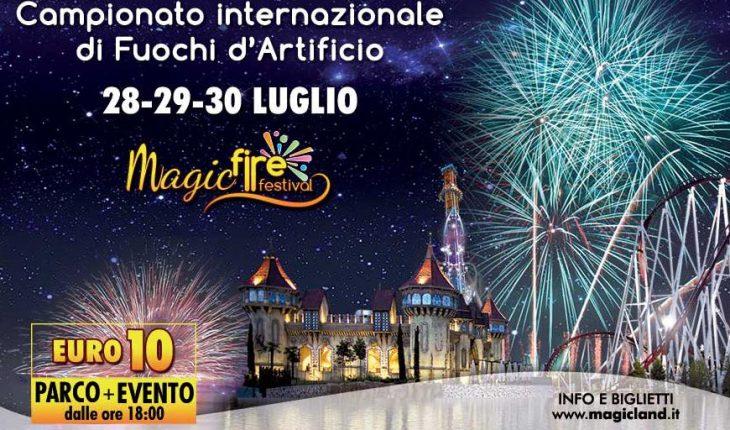 Magic Fire Festival al Rainbow