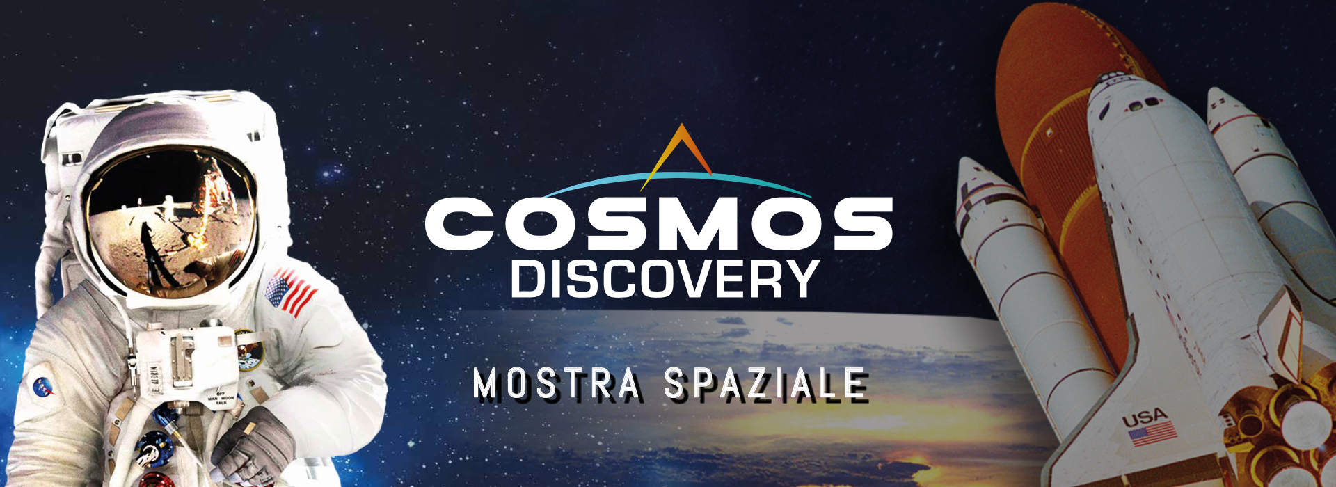 Mostra Cosmos Discovery Roma 2017