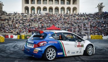 il rally torna a roma