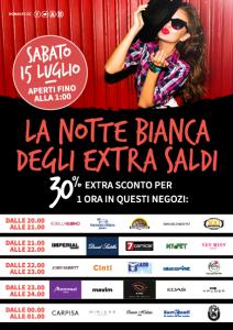Notte Bianca a Roma Est 15 Luglio 2017