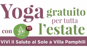 yoga gratuito fino a settembre