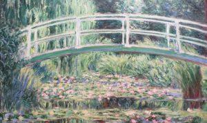 Le opere di Monet al Vittoriano