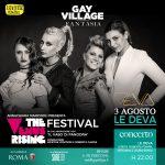 Venus Rising Festival 3 Agosto