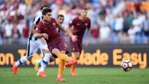 Roma Udinese 6 Giornata del Campionato di Serie A