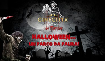 Halloween Cinecittà World