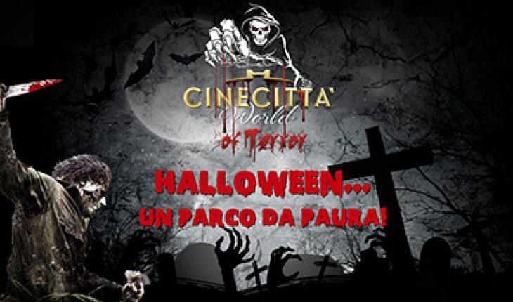 Halloween Cinecittà World