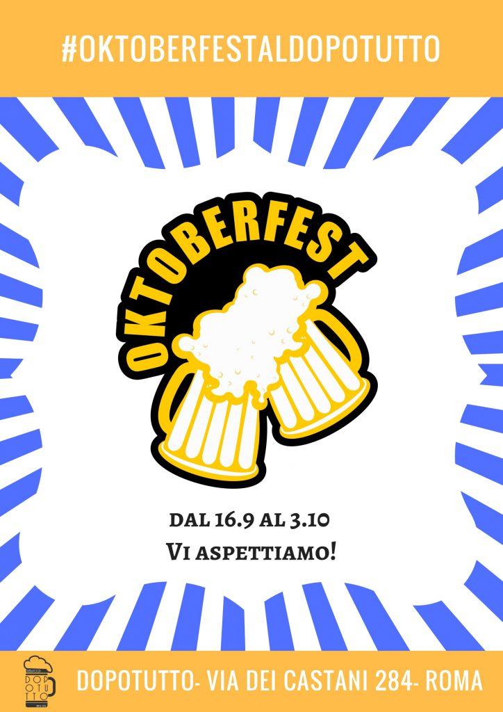 Oktoberfest Roma al Dopotutto