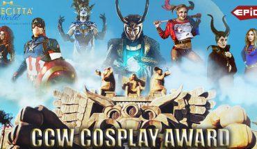 cinecitta world cosplay award