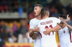Benevento Roma 5 Giornata di Campionato di Serie A