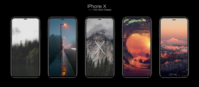 Il nuovo iPhone X