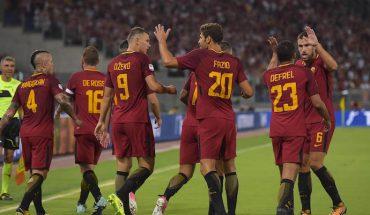 Roma Atletico Madrid Esordio Champions League 2017 2018