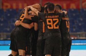 Roma Verona 4 Giornata del Campionato di Serie A