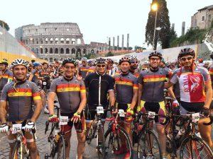 Granfondo Campagnolo Roma 2017