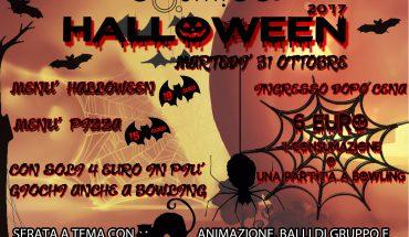 Halloween Cosmico Bowling