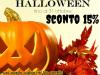 Ottobre - Sconti da Paura