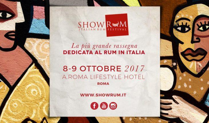 ShowRUM Italian Rum Festival 2017