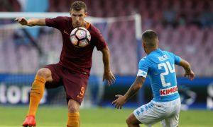 Roma Napoli 8 Giornata del Campionato di Serie A