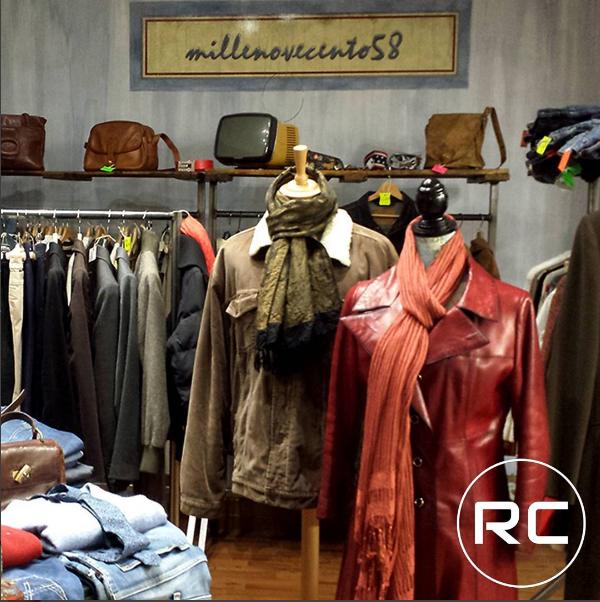 Negozio di abbigliamento vintage Frascati