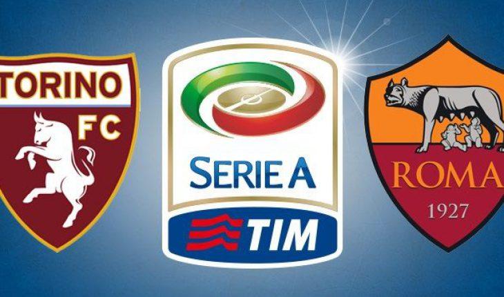 Torino Roma 9 Giornata del Campionato di Serie A
