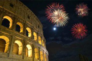 Capodanno Roma 2018 Circo Massimo