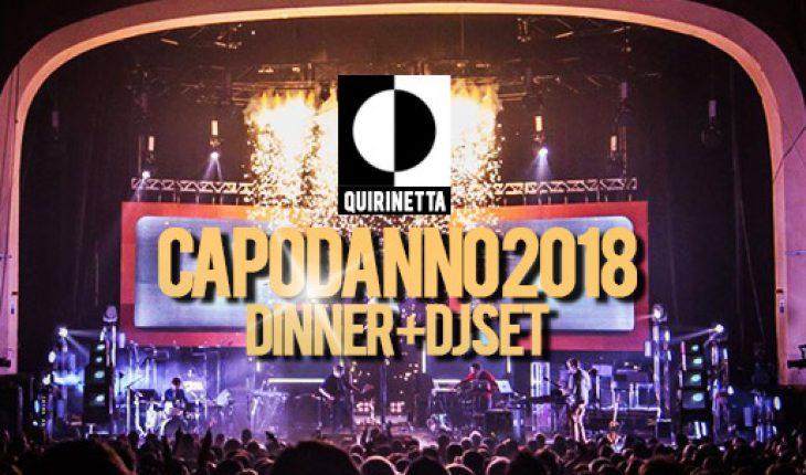 Capodanno Quirinetta 2018