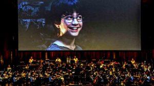 Harry Potter Auditorium Conciliazione