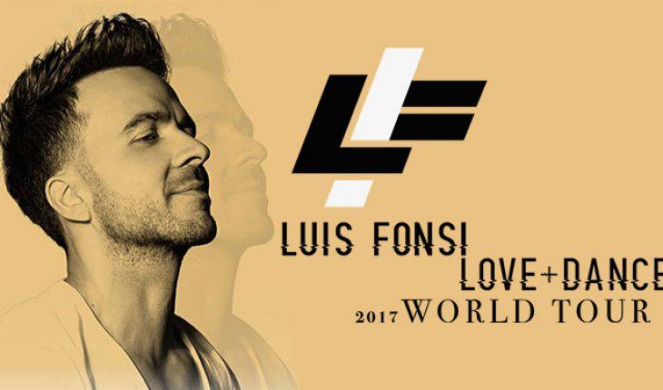 Luis Fonsi a Cinecittà World