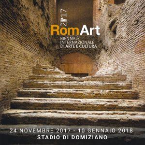 RomArt Biennale di Arte