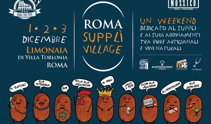 Roma Supplì Village
