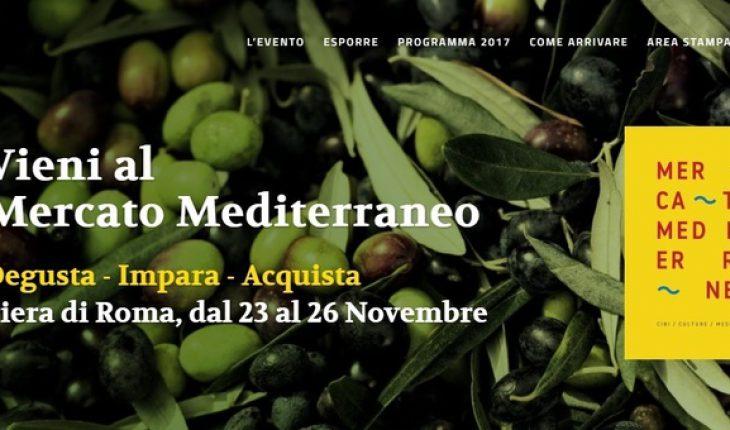 mercato mediterraneo fiera di roma