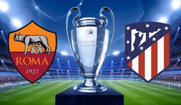 Atletico Madrid Roma 1 Turno di Champions League Ritorno