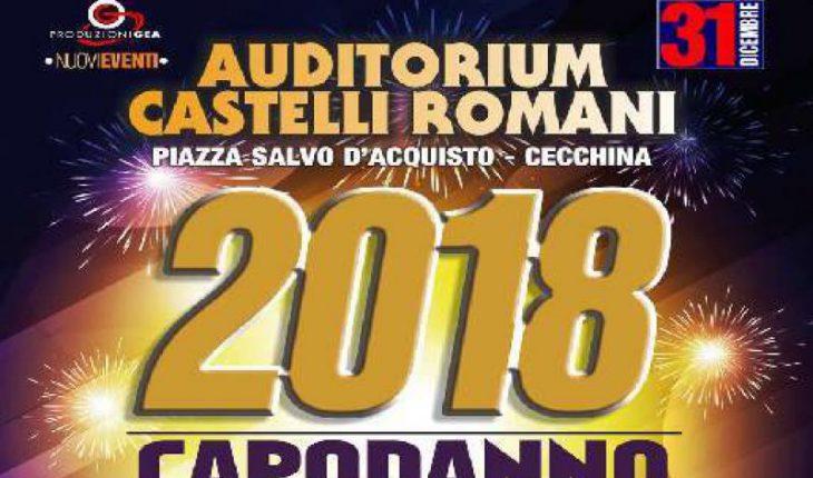 Capodanno Castelli Romani 2018