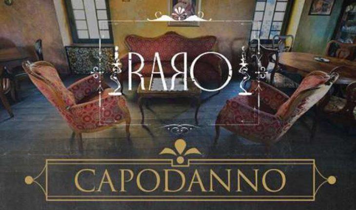 Capodanno Frascati Raro Ristorante 2018