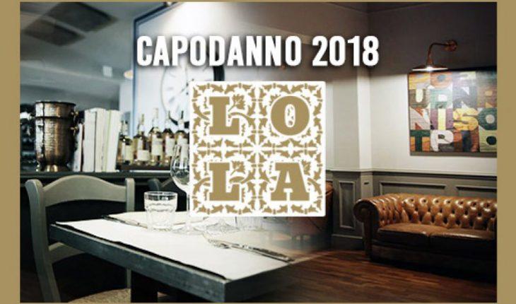 Capodanno Lola Roma 2018