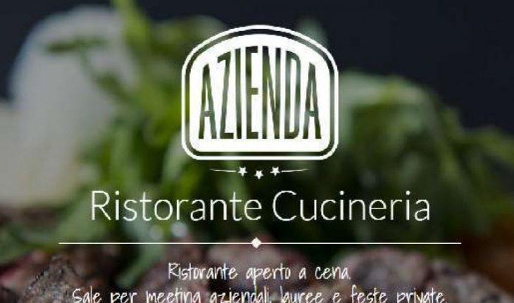 Capodanno Ristorante Azienda Cucineria 2018