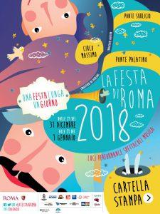 Capodanno Roma 2018 Una Festa lunga un giorno