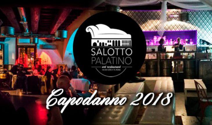 Capodanno Salotto Palatino 2018