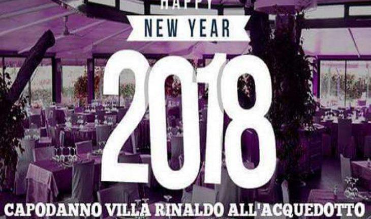 Capodanno Villa Rinaldo 2018