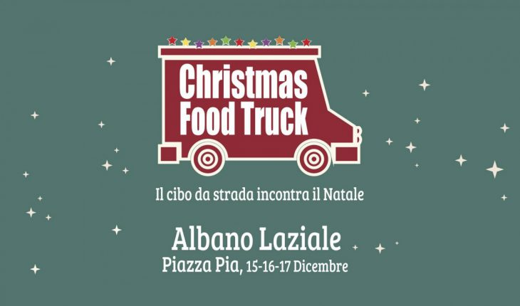 Christmas Food Truck Albano Laziale