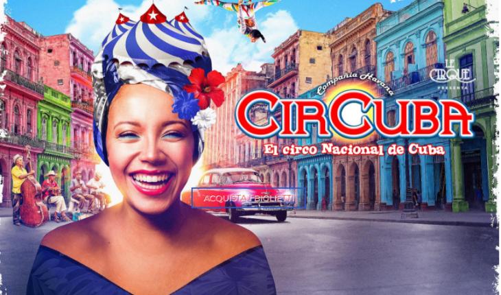 Circo cubano a Roma