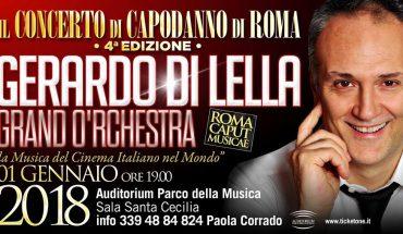 Concerto di Capodanno Roma 2018