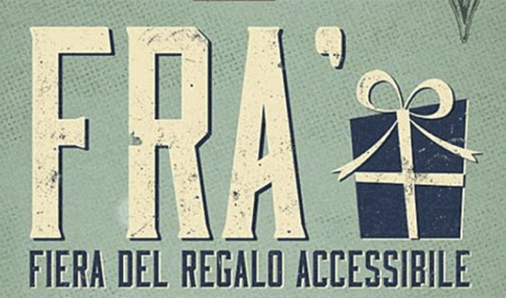 Fiera del Regalo Accessibile Roma 2017
