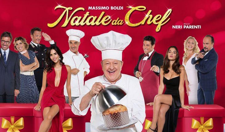 Natale da Chef Massimo Boldi