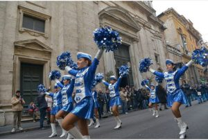 Parata di Capodanno Roma