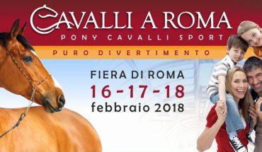 Fiera Cavalli Roma 2018