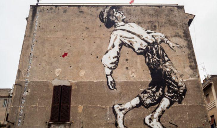 Street Art Roma Torpignattara