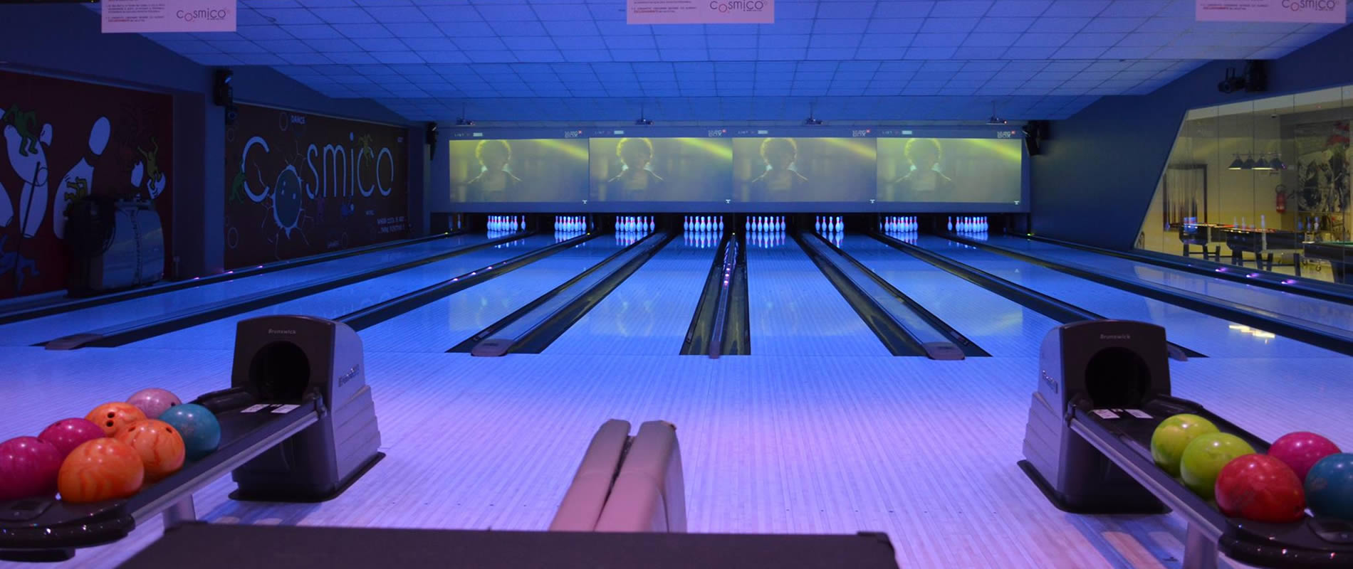 bowling tivoli