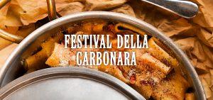 festival della carbonara eataly