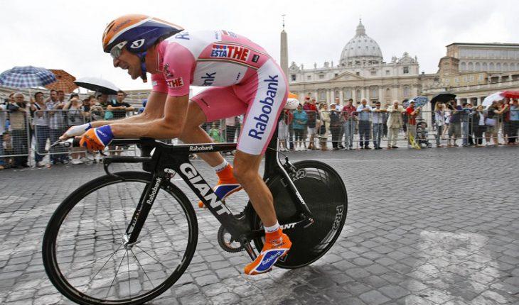 Giro d'Italia tappa a Roma