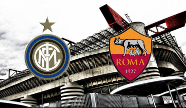 Roma Inter 21 Giornata del Campionato di Serie A